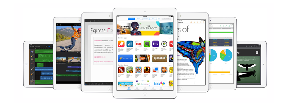Apple iPad - Express IT